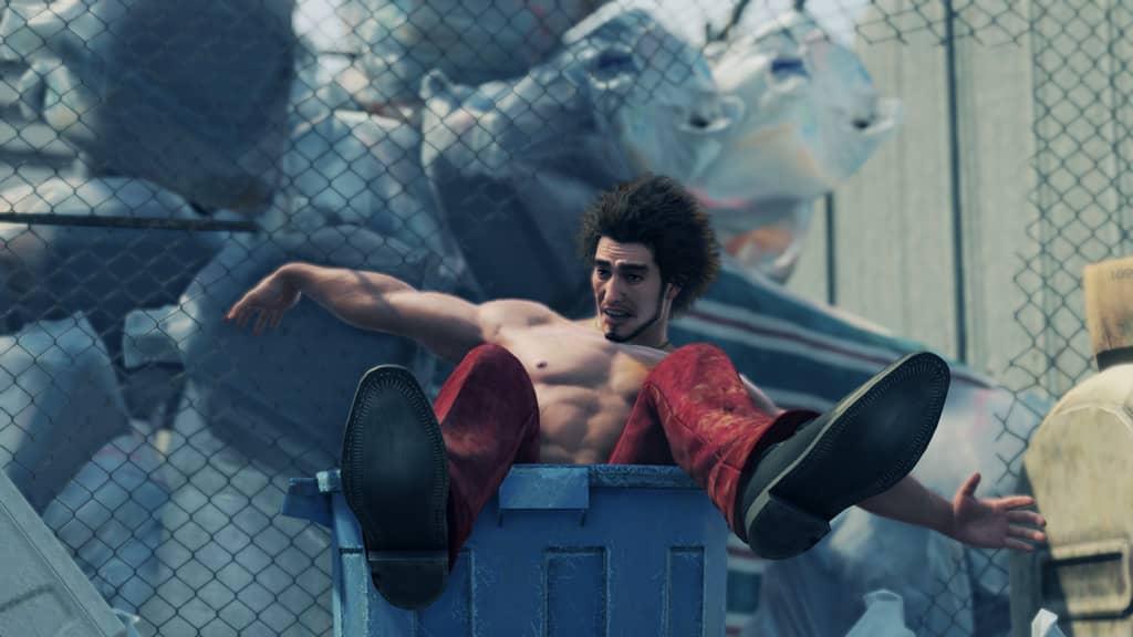 Yakuza Like A Dragon on PS5