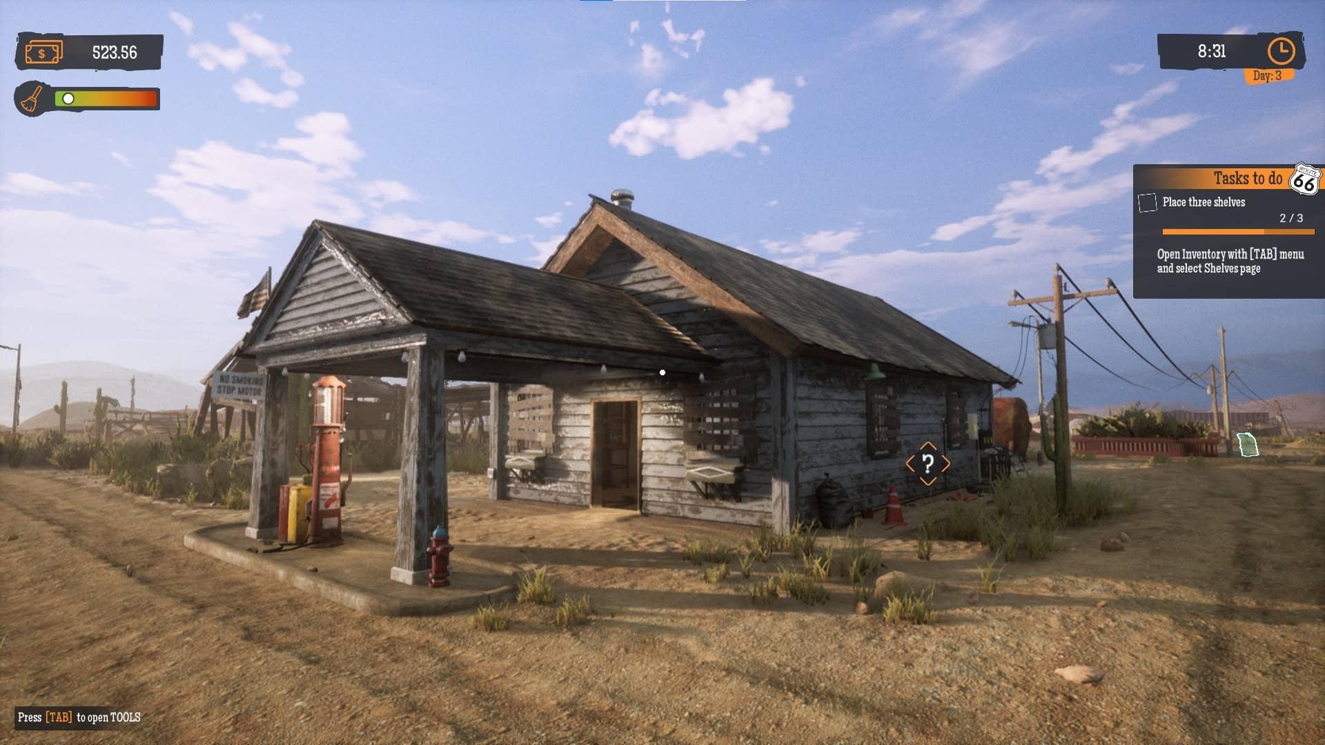 Gas Station Simulator Early Days