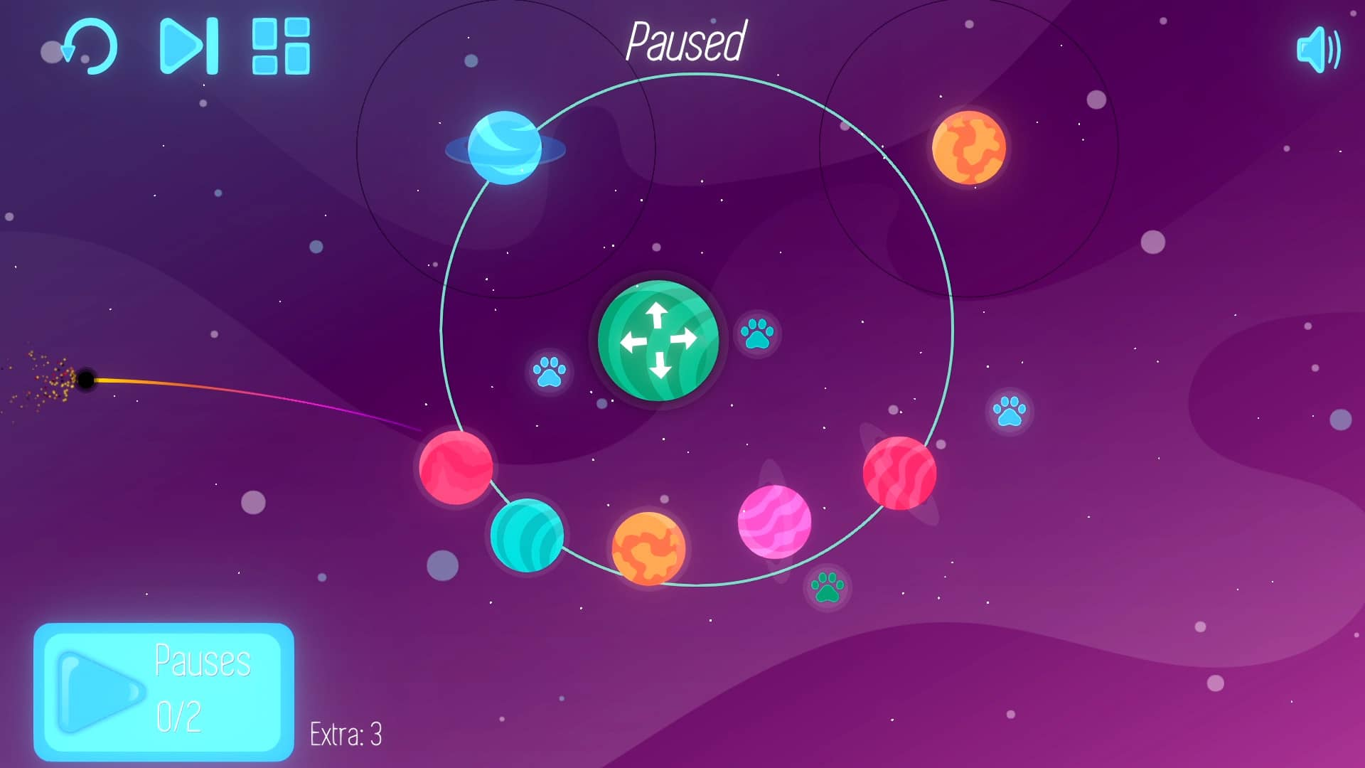 Graviter Switch Review - Battle of the Planets