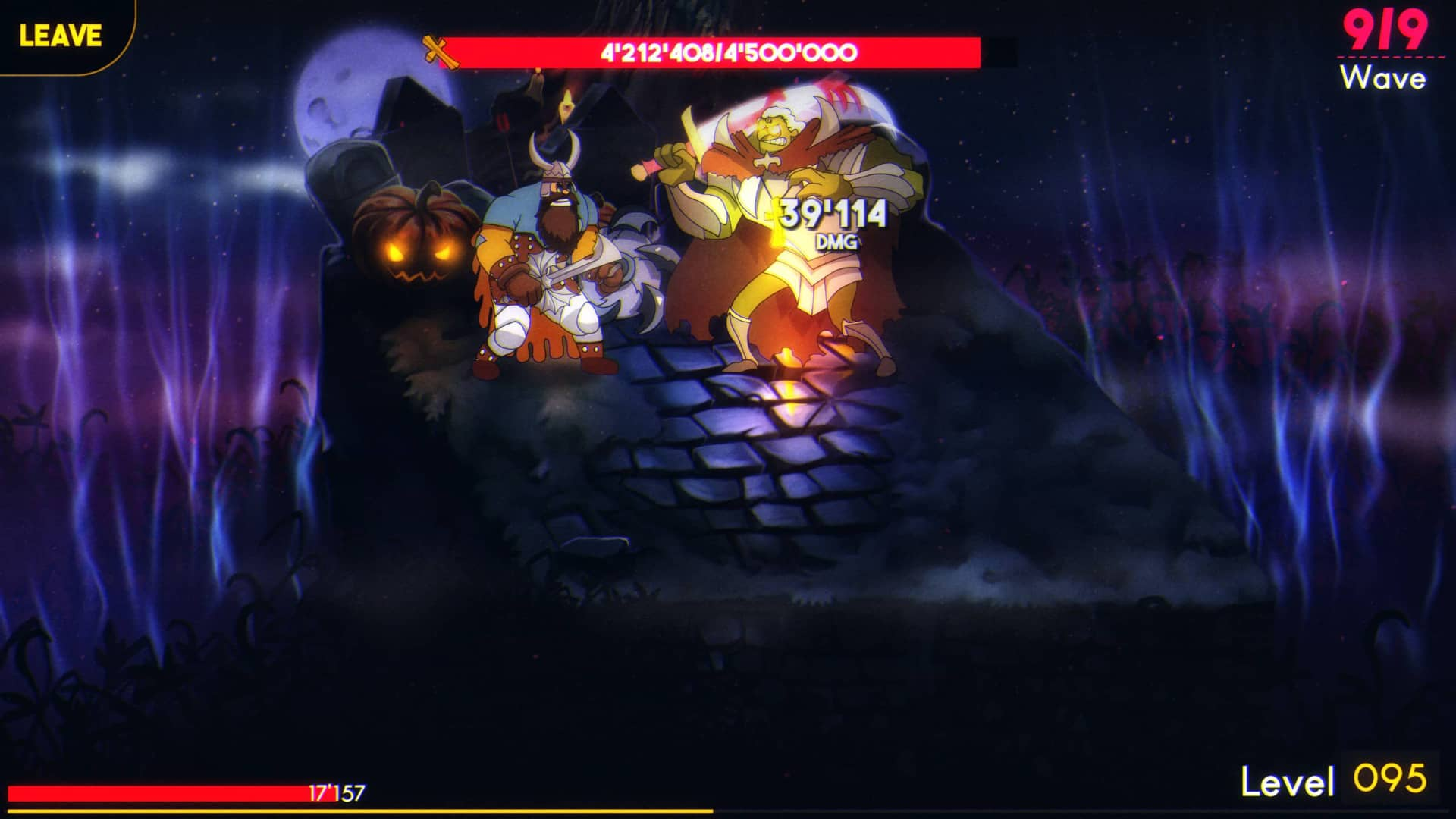 Great Hero's Beard Review - Keep chipping away