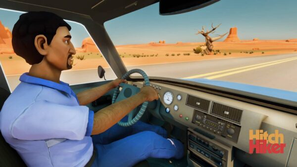 Hitchhiker Game Out this week