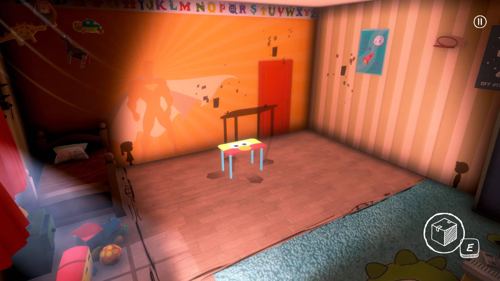 In My Shadow - Playroom