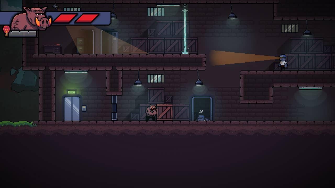 One Escape PS5 Review - Boss, Hog