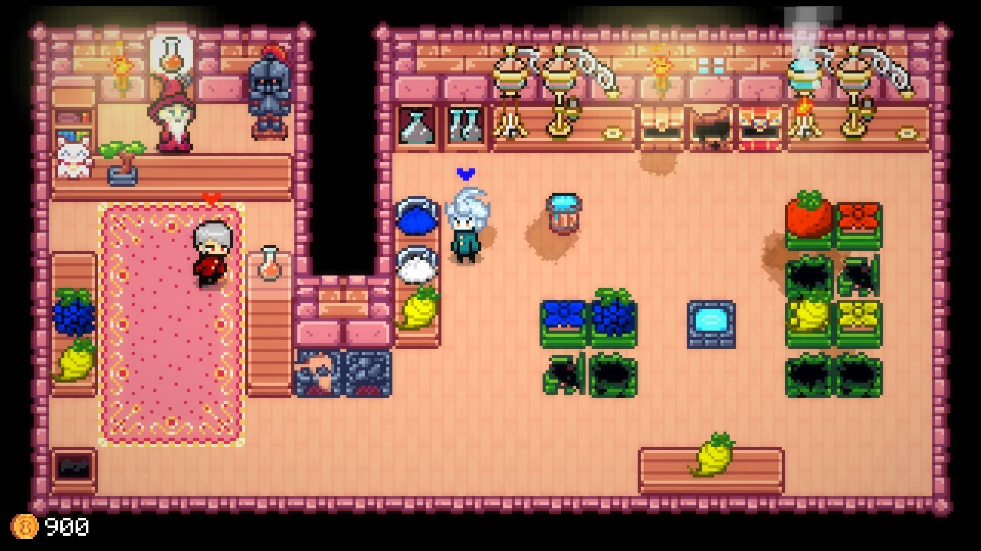 Potion Party Switch Review teamwork action