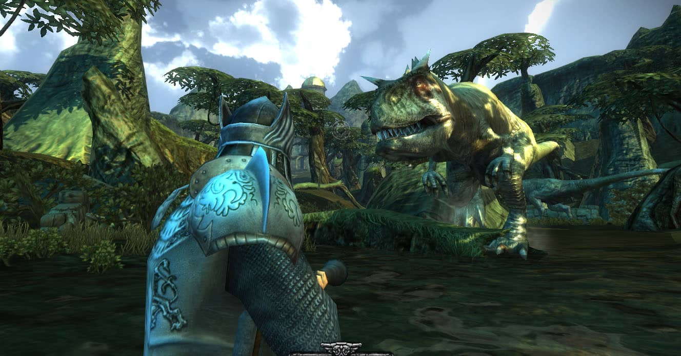 Ravensword Shadowlands Review - Rex means King