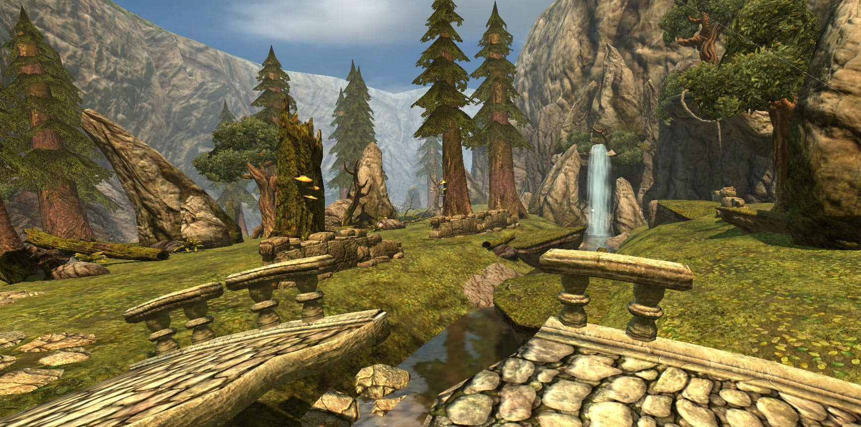 Ravensword Shadowlands Review - South facing, access to local amenities