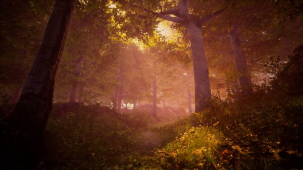 The Fabled Woods Review