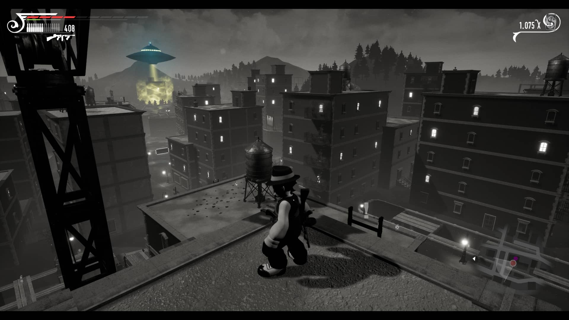 Timothy Vs The Aliens Review - Up On The Roof