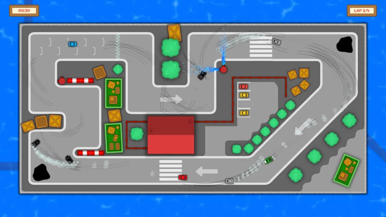 Total Arcade Racing On The Switch