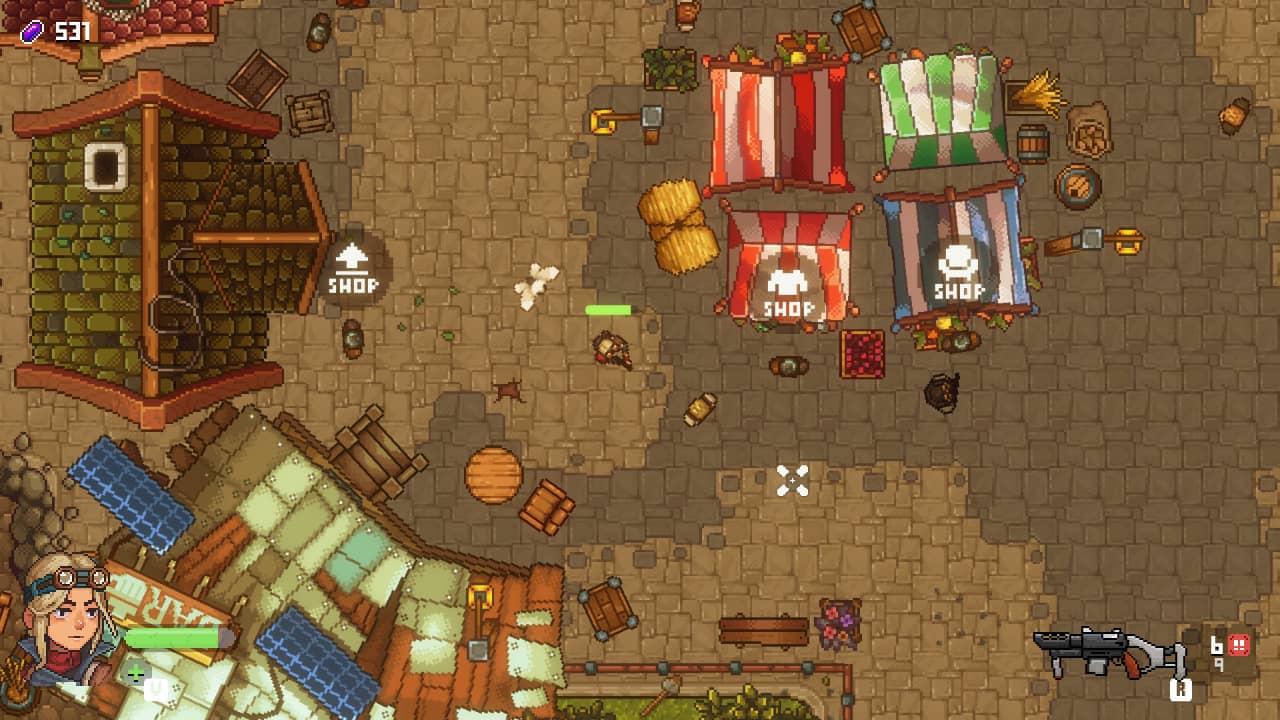 Black Skylands - Steampunk shopping