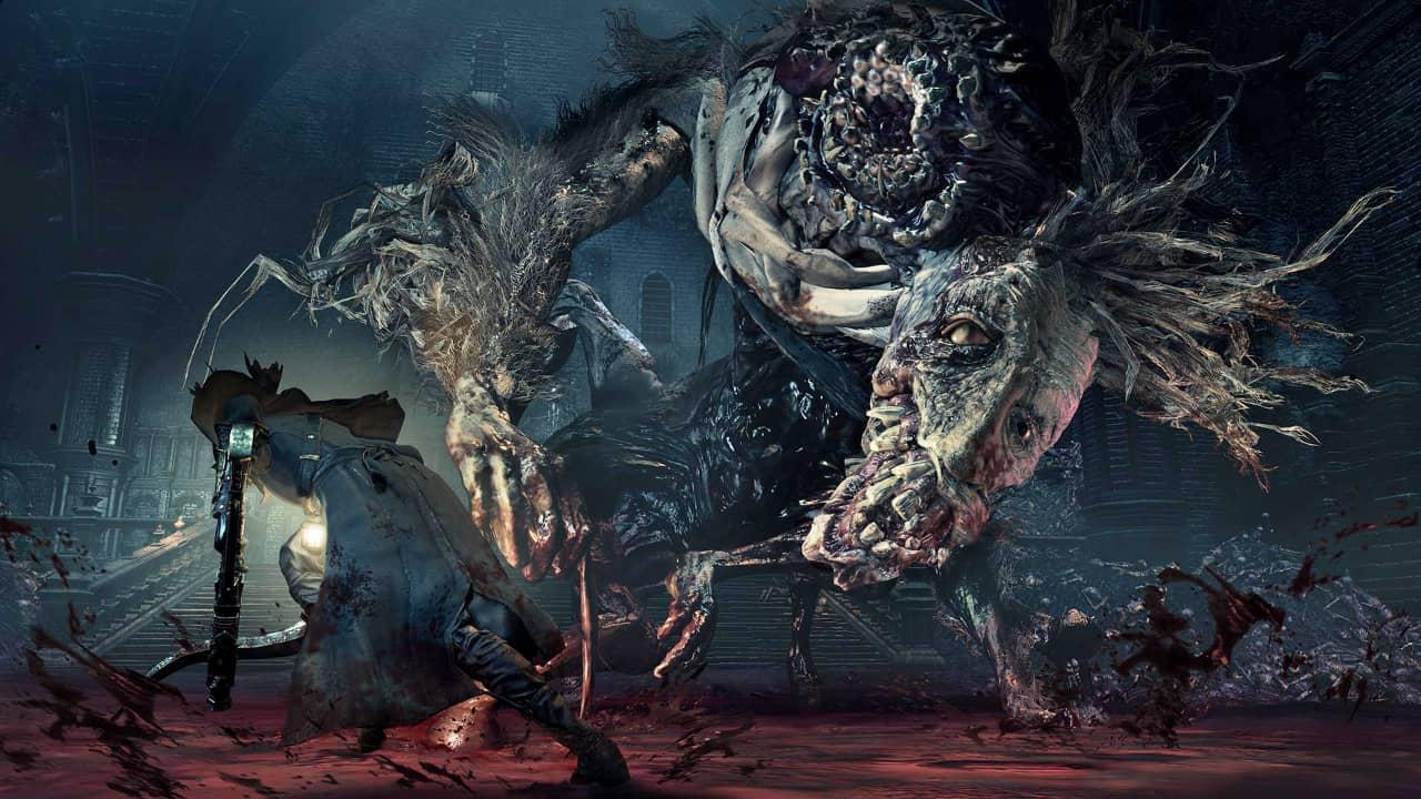 Lovecraft Games (Bloodborne)