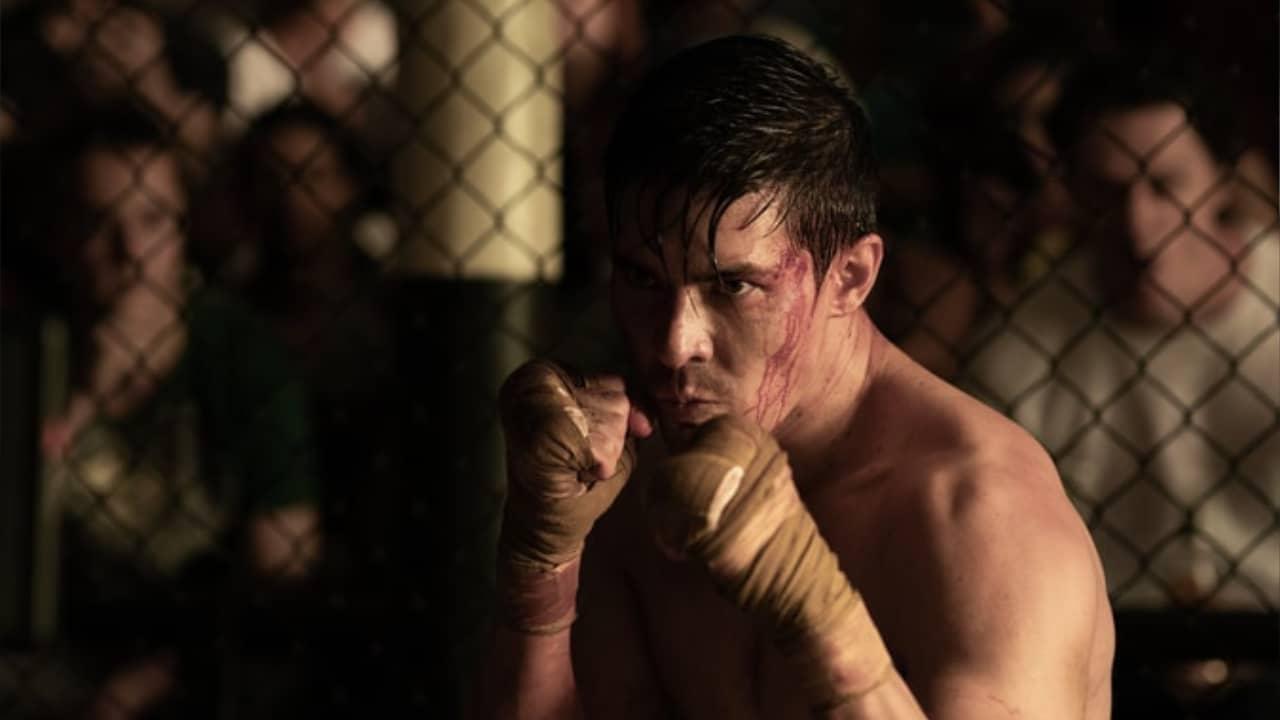 Mortal Kombat movie 2021 - Caged but not Johnny