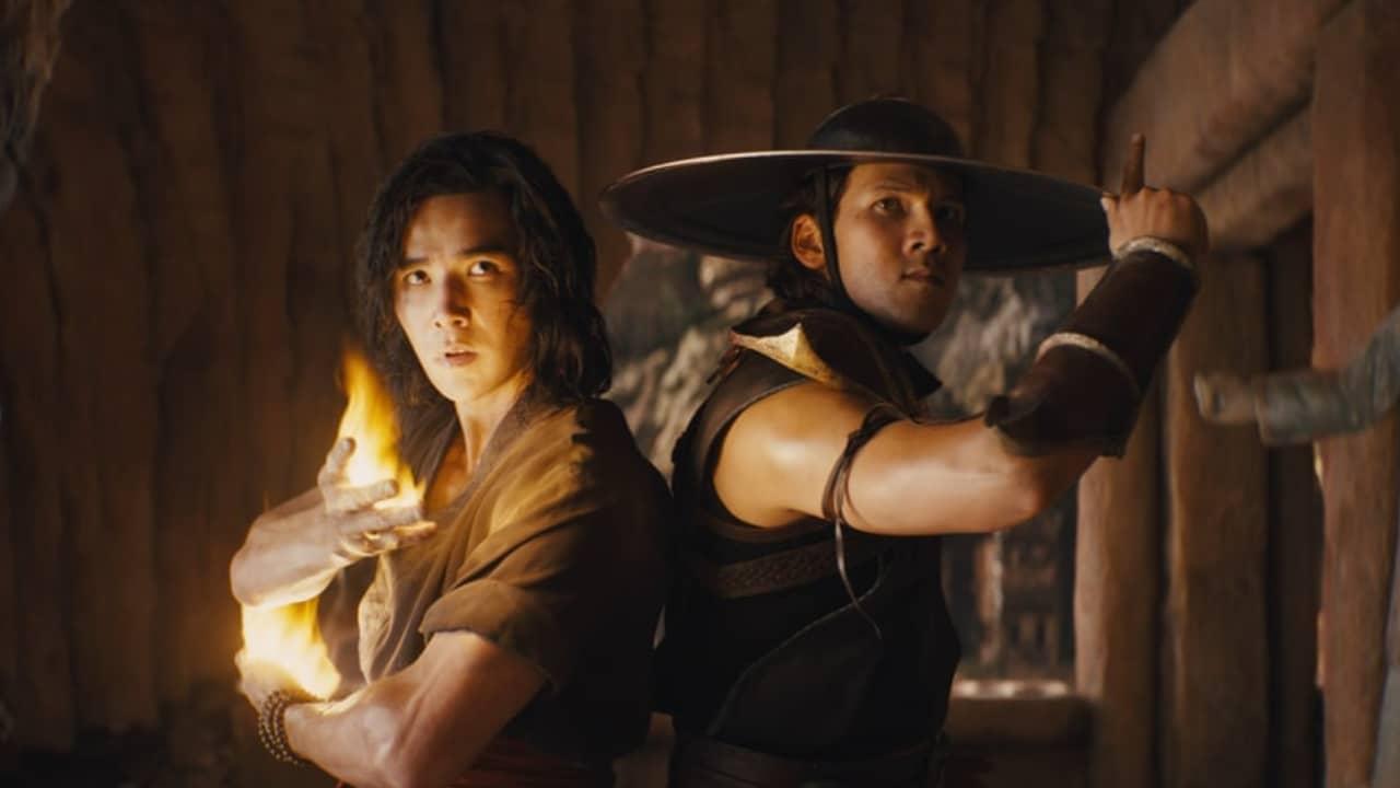 Mortal Kombat movie 2021 - Kano the charmer