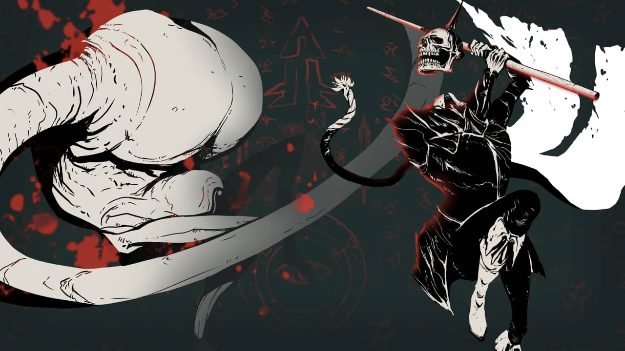 Nadir game currently in Kickstarter