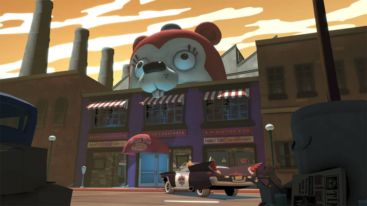 Sam and Max Save The World Remastered Review