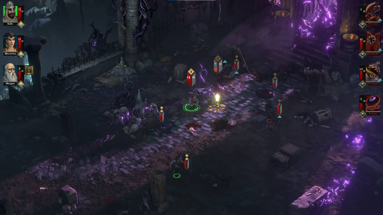 The Hand Of Merlin Early Access Review