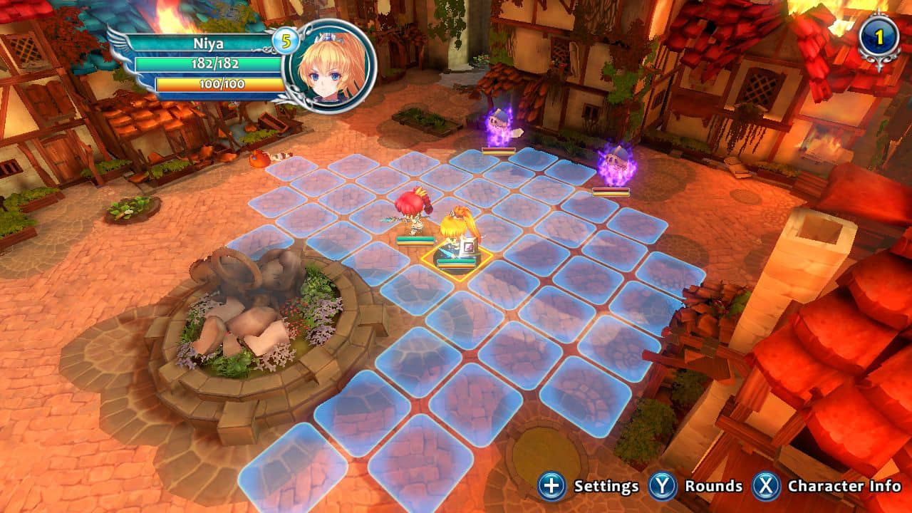 Empire Of Angels IV PS4 Review - Tiling professionals