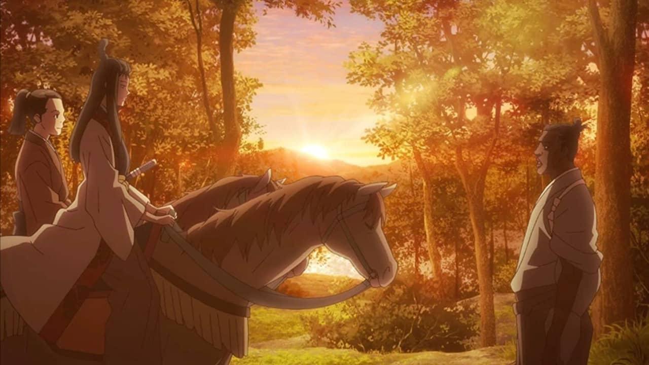 Enter The Anime Feature - Yasuke