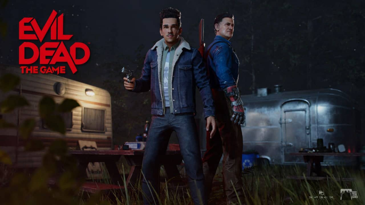 Evil Dead The Game out this year