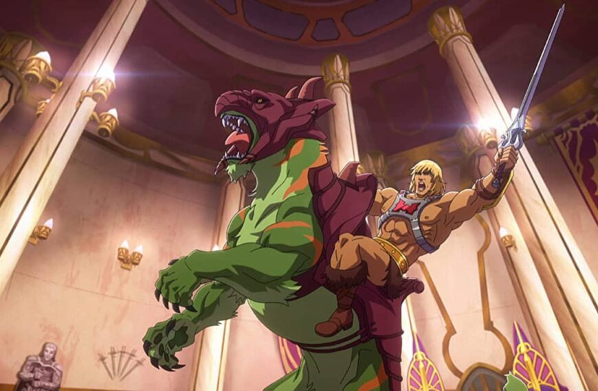 Masters Of The Universe Revelation: Grayskull Gets A Makeover