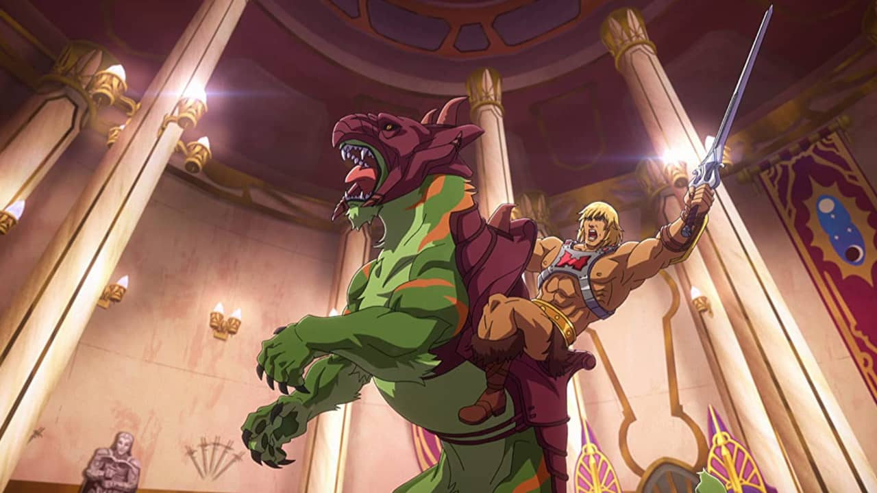 Masters Of The Universe Revelation coming to Netflix