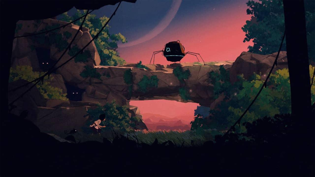 Planet Of Lara - Stealth tactics