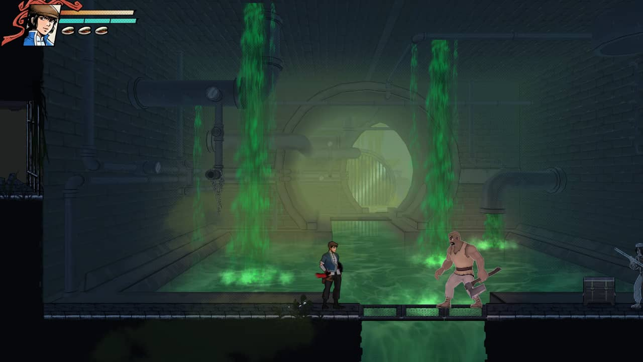The Legend of Tianding Preview - Sewer rat