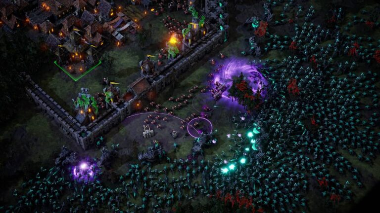 Age Of Darkness Last Stand Puts Up A Fight In Early Access