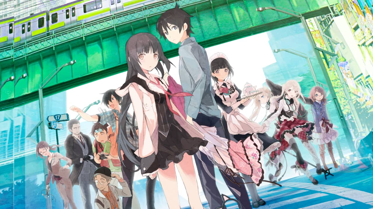 Akiba's Strip Hellbound and Debriefed Review