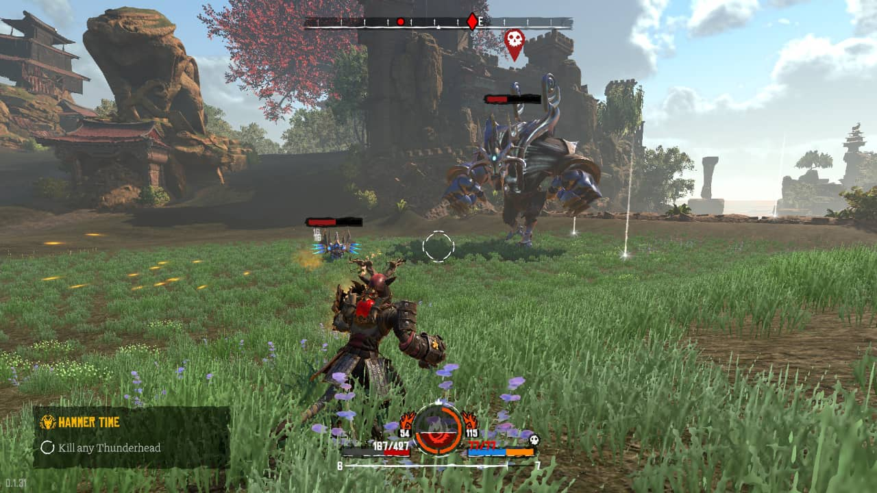 Almighty Kill Your Gods Early Access - Hammer Time