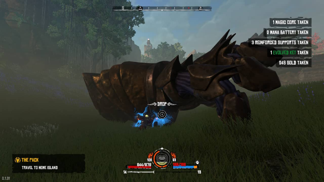 Almighty Kill Your Gods Early Access - Perspective