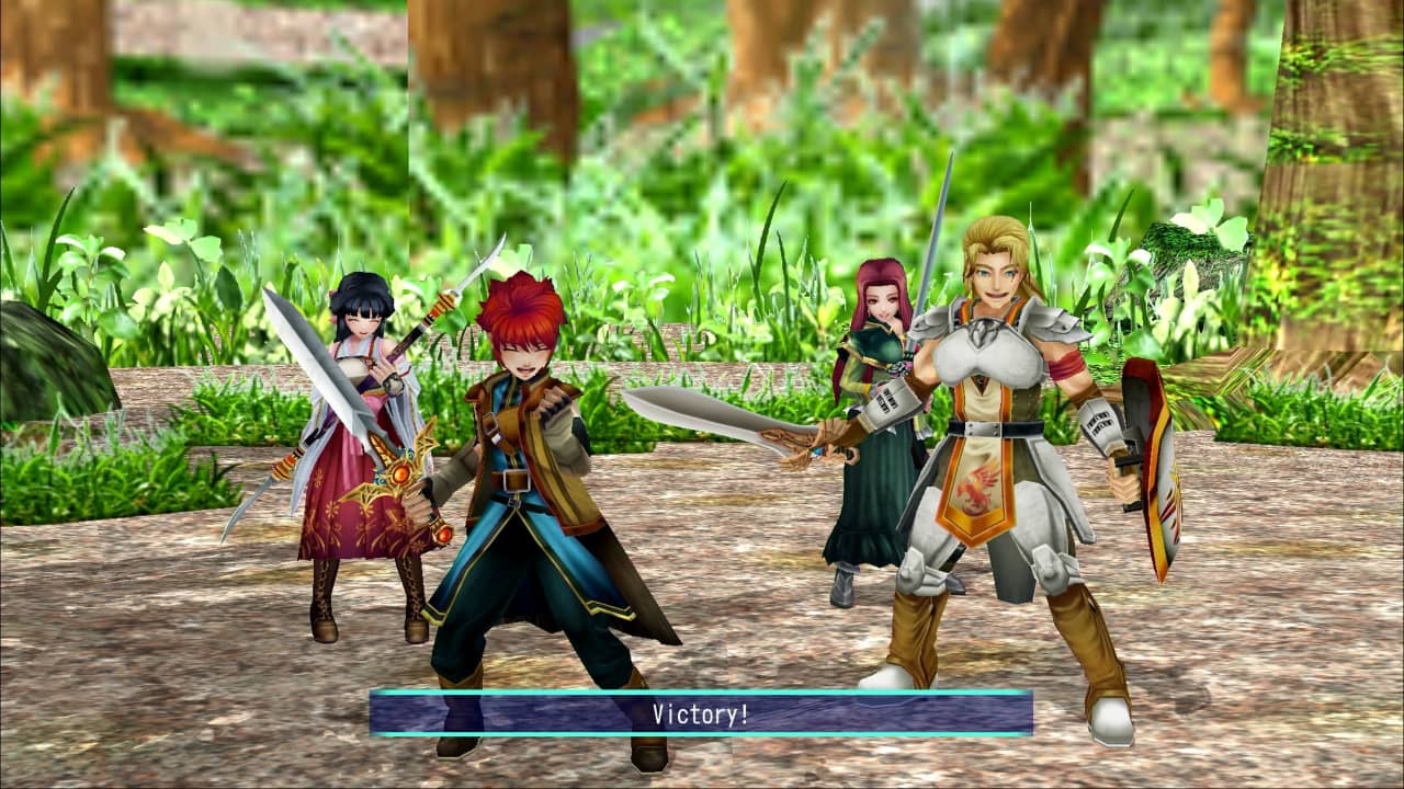 Alphadia Genesis 2 out now on Switch
