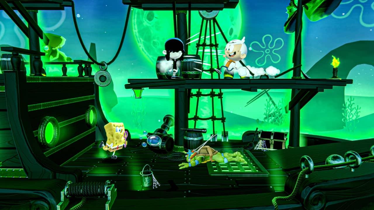 Nickelodeon All-Star Brawl - Brawl!