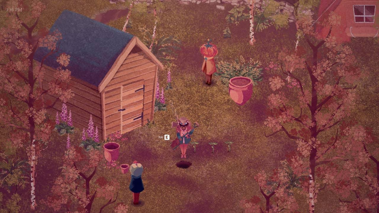 The Garden Path - How does your garden grow_