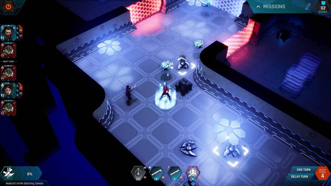 The Protagonist EX-1 - Tiles