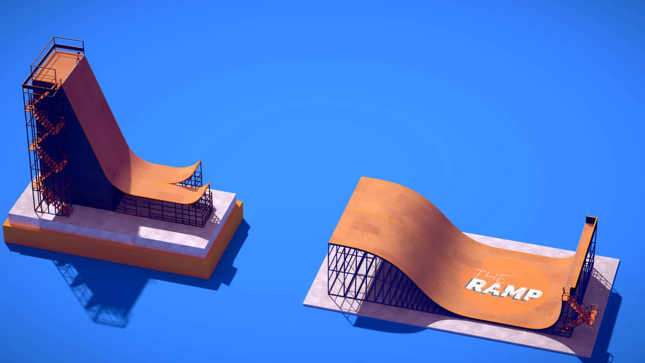 The Ramp out next month