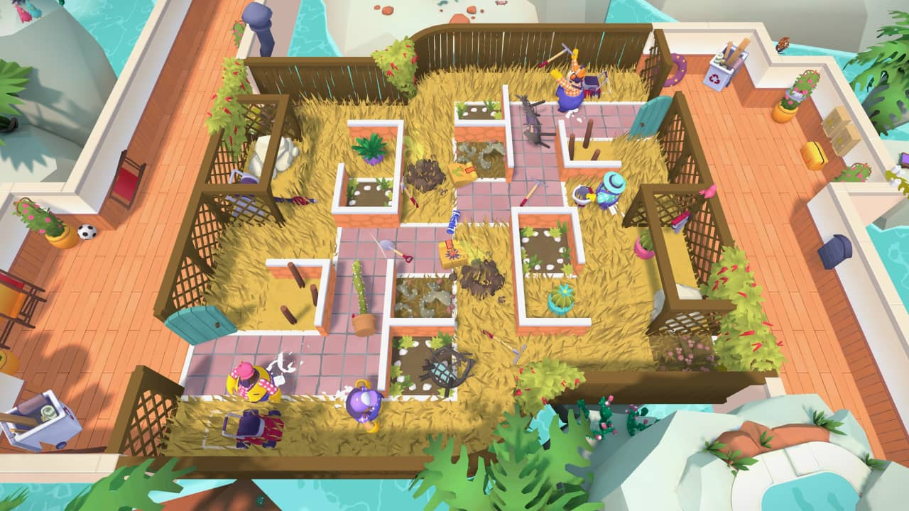 Tools Up! Garden Party DLC Review