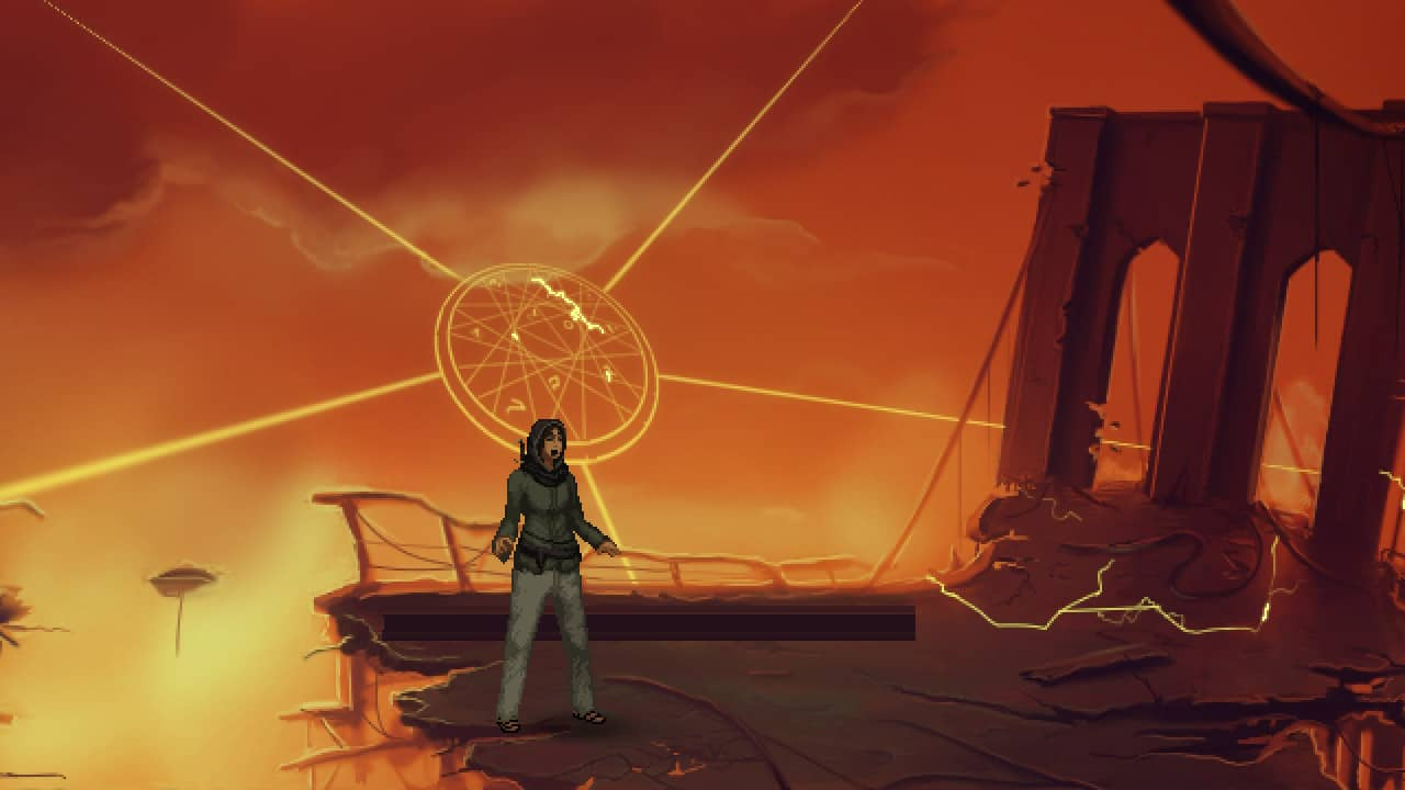 Unavowed out now on the Switch