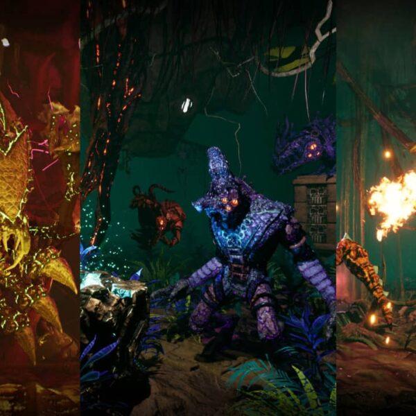 Arboria Demo Preview: Kill And Be Killed