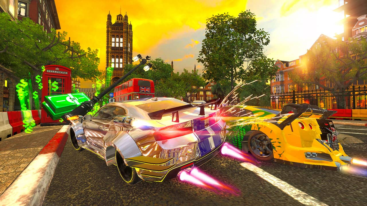 Cruis'n Blast coming to Switch
