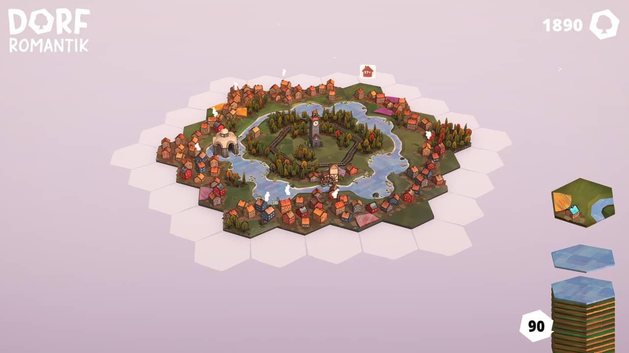 Dorfromantik Early Access Preview