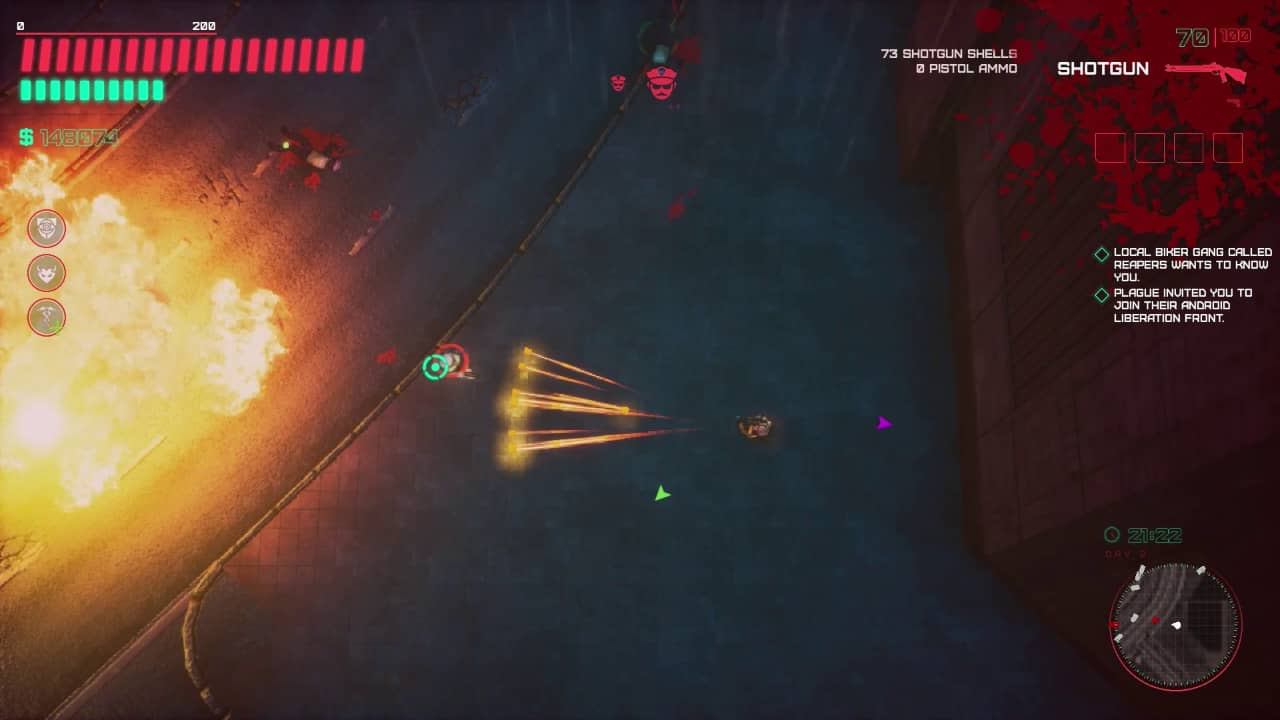 Glitchpunk Early Access Preview - Fear the Reapers
