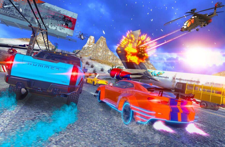 Cruis'n Blast Is Wheelie Fun (Switch Review)