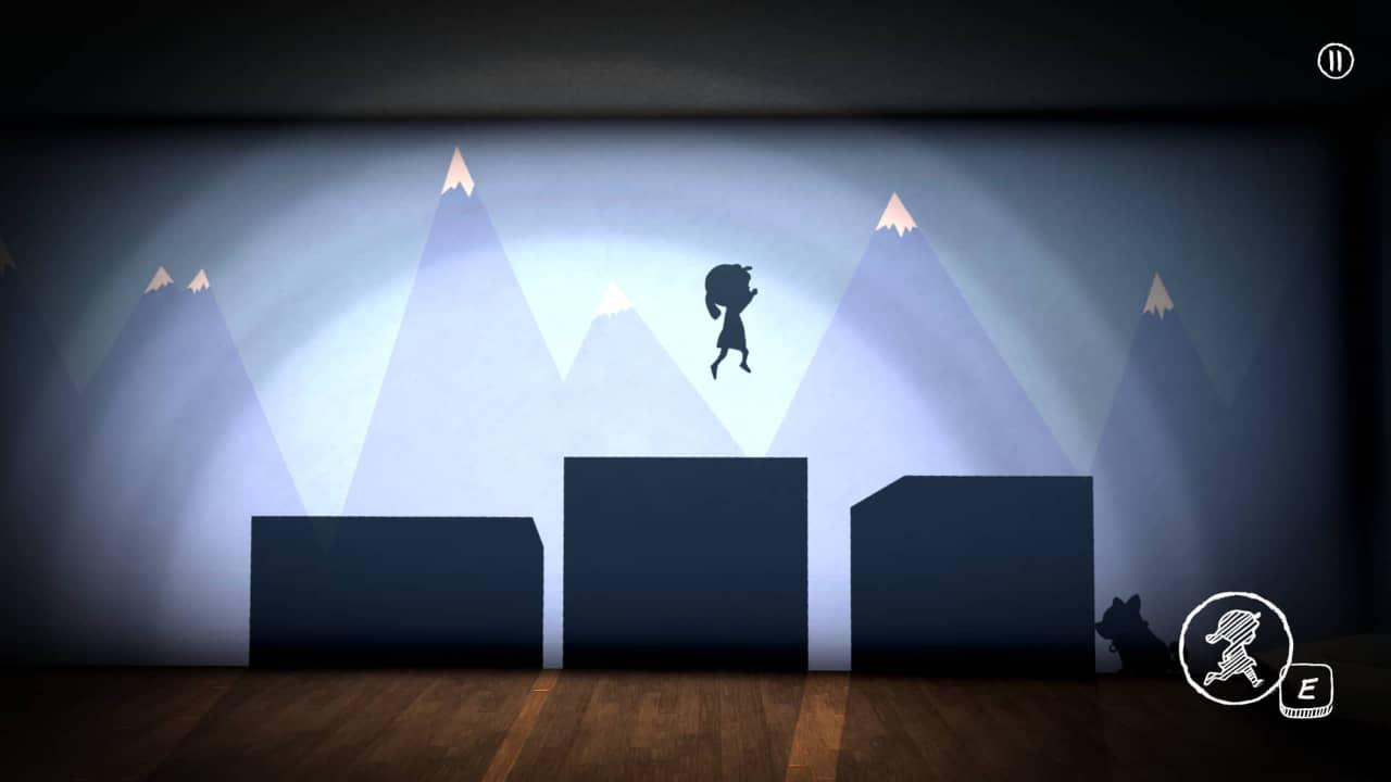 In My Shadow Nintendo Switch