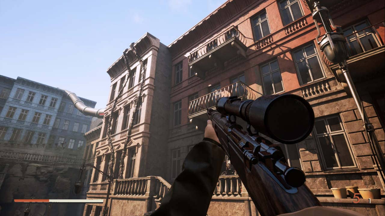 Industria - Balcony shot