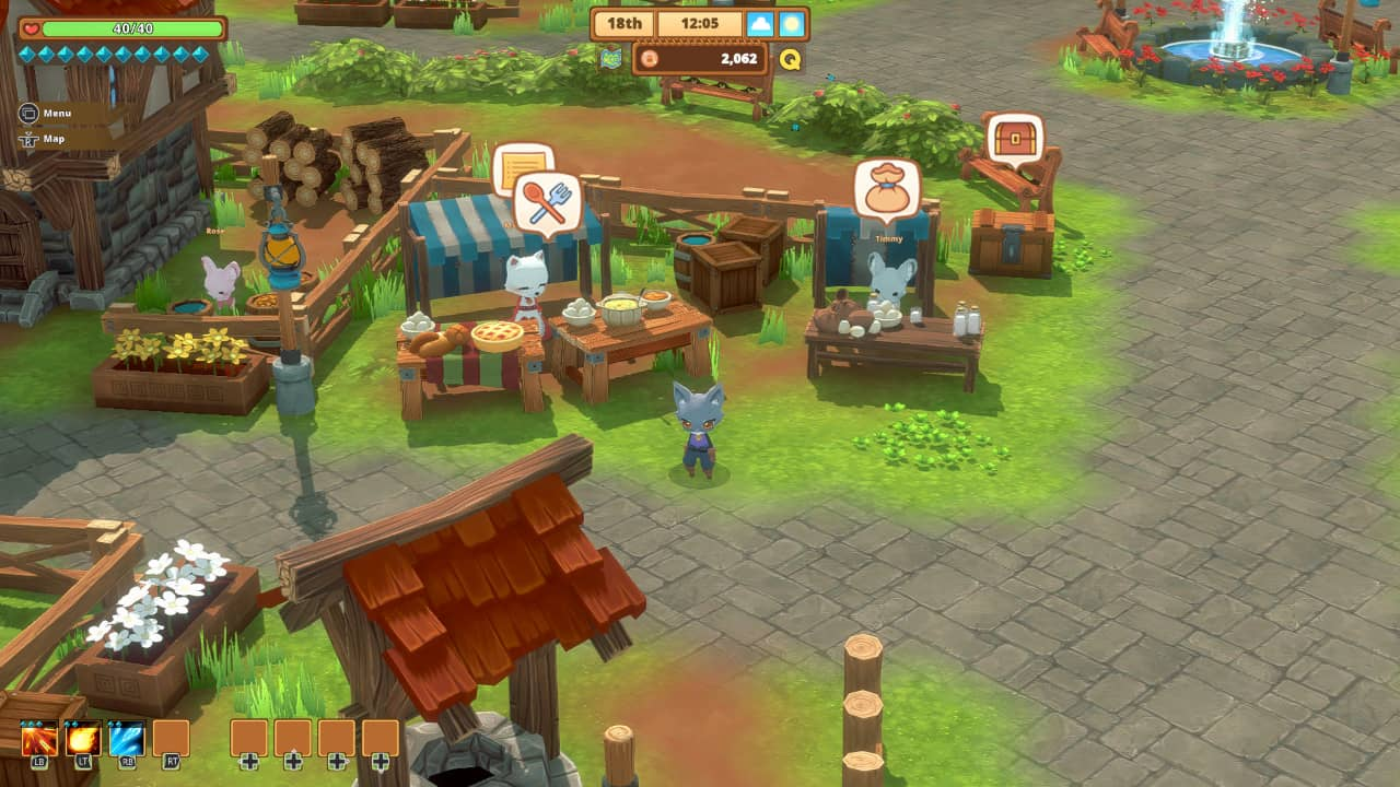 Kitaria Fables PS5 review - Marketplace