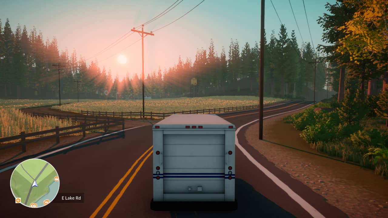 Lake Review - Delivering until dawn