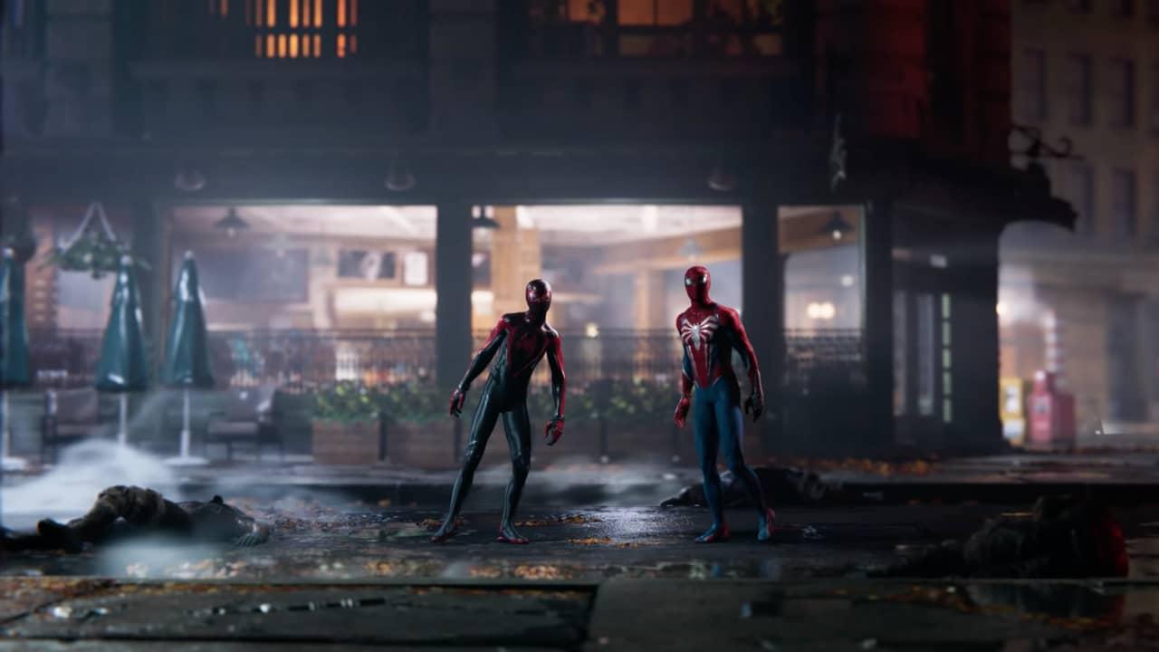 Marvel's Spider-Man 2 - Shadows
