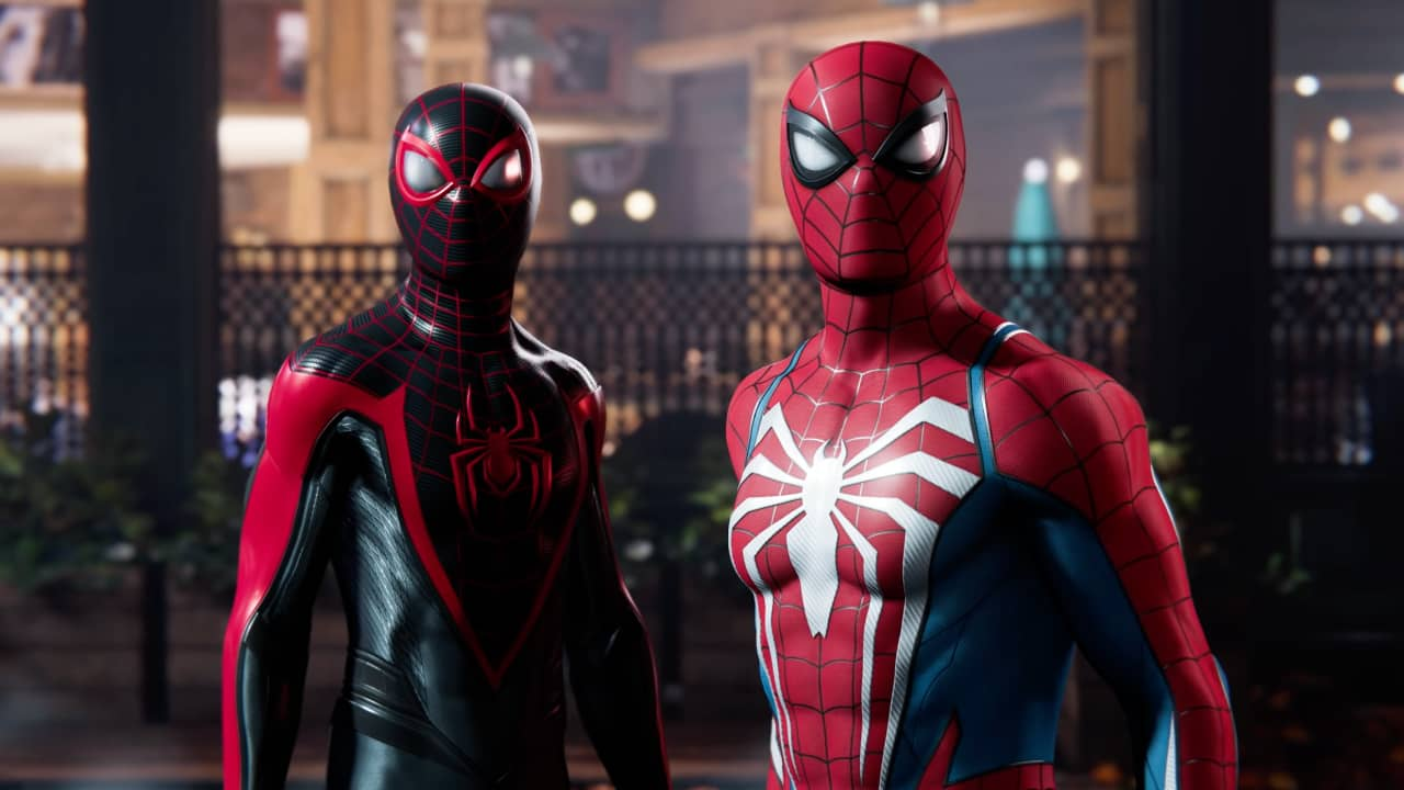 Marvel's Spider-Man 2 coming 2023