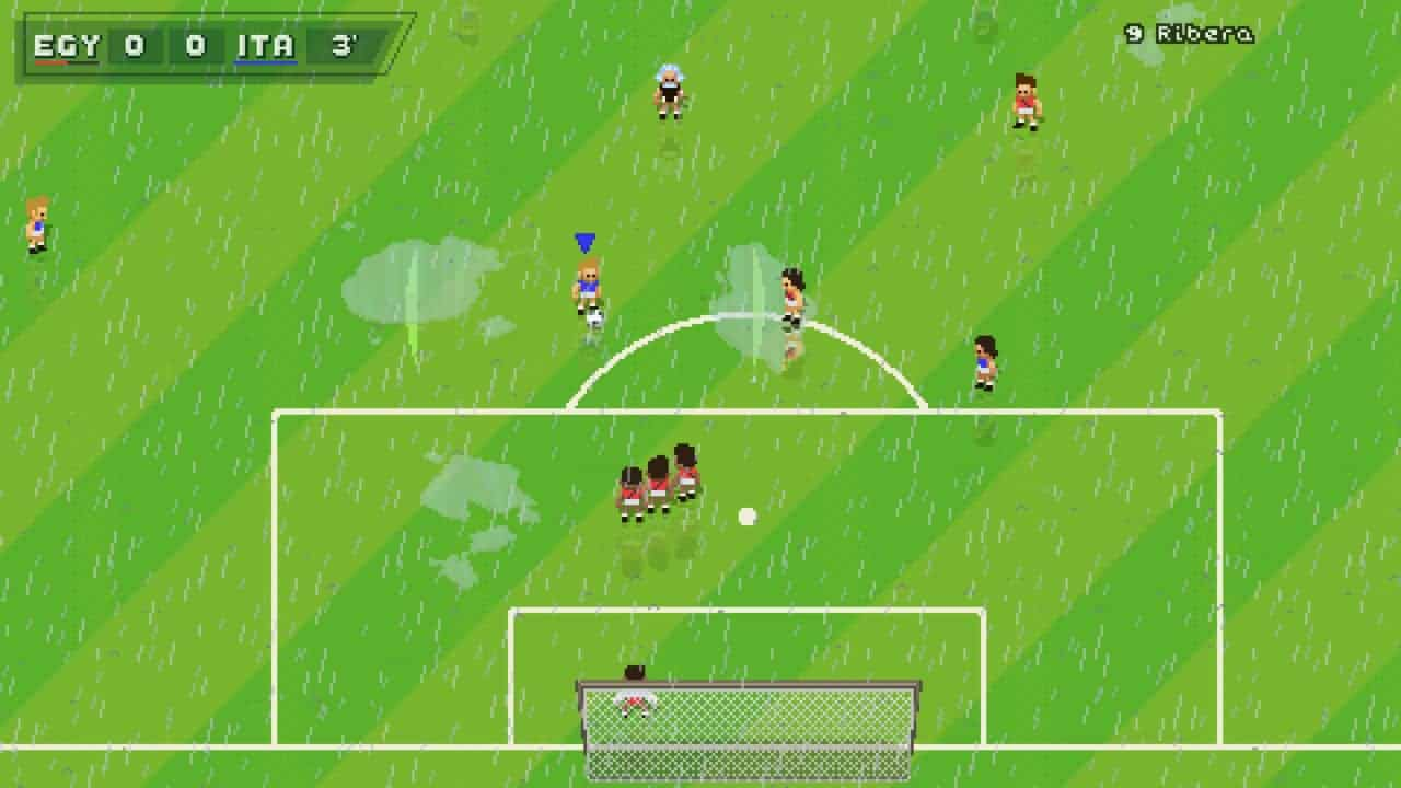 Super Arcade Football out of Early Access